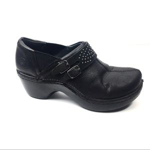Ariat Studded Leather Clogs